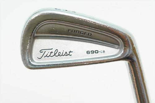 Titleist 690 Cb Forged 3 Iron Steel Stiff Flex Dynamic Gold 0879883