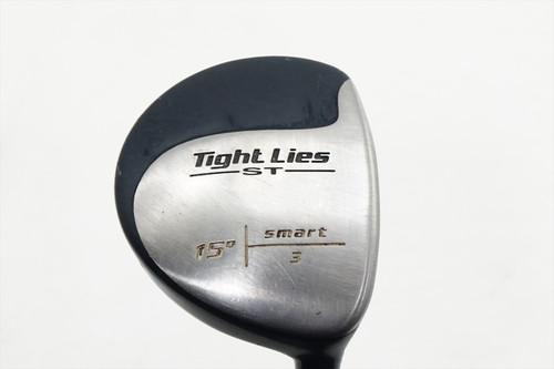 Adams Tight Lies 2 Smart 15 Degree 3 Wood Stiff Flex Bimatrx Rx1 Graphite 895367
