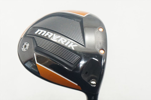 Callaway Mavrik 10 Degree Driver X-Stiff Flex Hzrdus Smoke Graphite 0899773