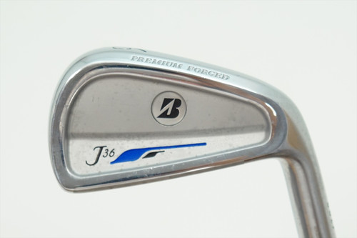 Bridgestone J36 Cavity Back  6 Iron Steel Stiff Flex Project X 0871085