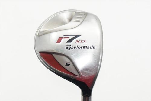 Taylormade R7 Xd 5 Fairway Wood Regular Flex Reax 55 0911538 Good