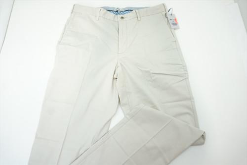 Peter Millar Performance Trouser Pants Size 34 34 Silver 2020 Spring 402B826451