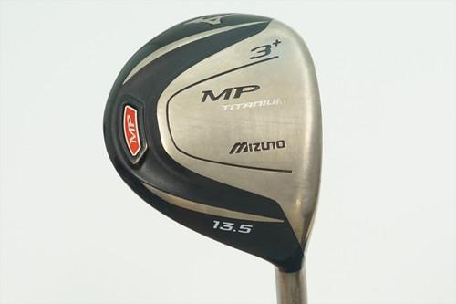 Mizuno Mp Titanium 13.5° 3+ Fairway Wood Stiff Flex Fubuki 0905933 Good