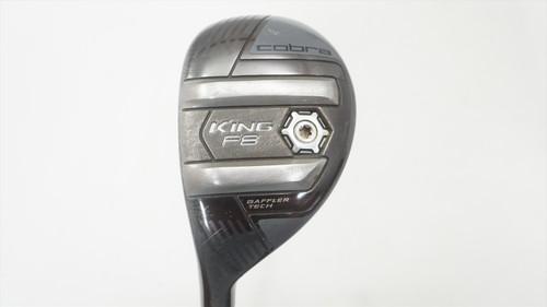 Cobra King F8 Grey/Black 19° 3 Hybrid Stiff Flex 0921123 Good Left Hand Lh