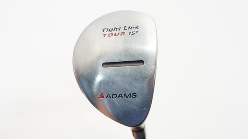 Adams Tight Lies Tour 15° 3 Fairway Wood  Flex El-70 0921980 Good