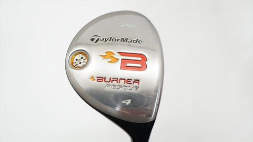 Taylormade Burner High Launch 22° 4 Hybrid Senior Flex Reax 60 0923465 Good
