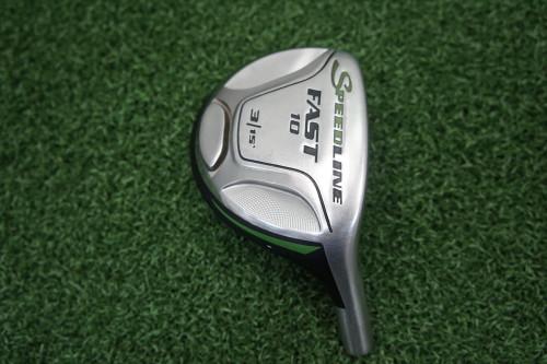 Adams Golf Speedline Fast 20 15* 3 Wood Head Only 206713