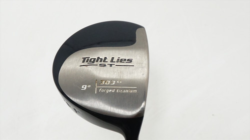 Adams Tight Lies St 303 9° Driver Regular Flex Bimatrx Rxi 0930450 Good