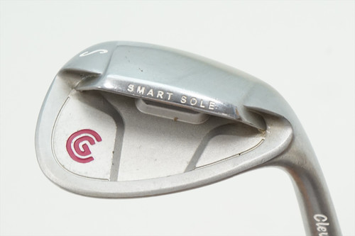 Cleveland Smart Sole S Sand Wedge Sw Action Ultralite 50 Graphite 932287 Good