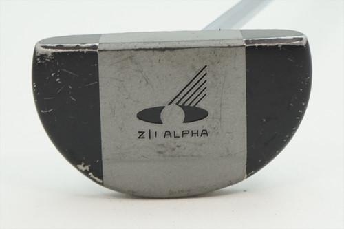 """Never Compromise Z/I Alpha 34"""" Putter Fair Rh 0933478"""