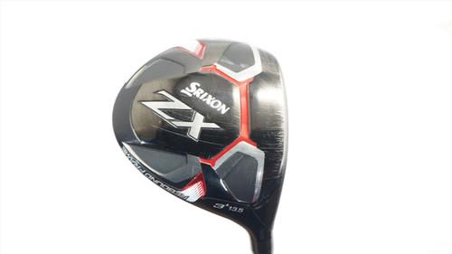 Srixon Zx 13.5° 3 Fairway Wood Stiff Flex Evenflow Riptide 0933096 Good