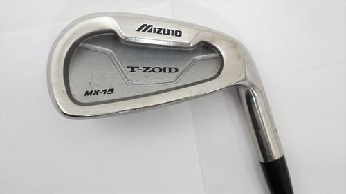 Mizuno Mx 15 8 Iron Stiff Exsar Blue Graphite 0817168 Good
