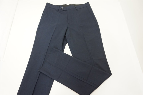 New FootJoy Golf 1857 Stretch Wool Pants Mens Size 34 35 Black 408A 00828401