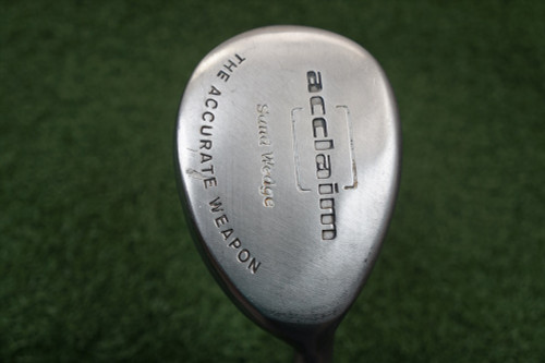 Acclaim The Accurate Wedge Sand Wedge Steel 522623 Right Handed Golf Club