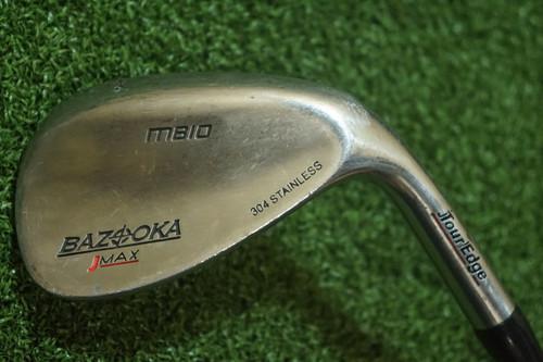 Tour Edge Bazooka Mb10 52 Degree Gap Wedge Steel 409764 Right Handed Golf Club