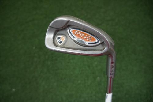 Ping I Series Stiff Flex Single Iron 7 Iron Steel 0271063 Right Handed Golf Club