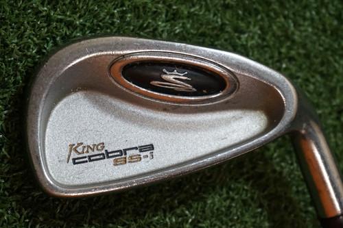 Cobra Ss-I Regular Flex Single Iron 6 Iron Steel 0530316 Right Handed Golf Club