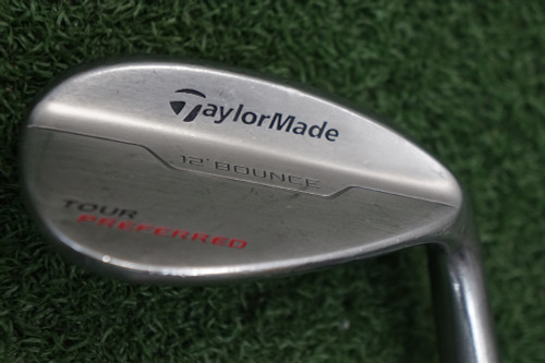 Taylormade Tour Preferred 56.12 Degree Sand Wedge Steel 412984 Right Handed