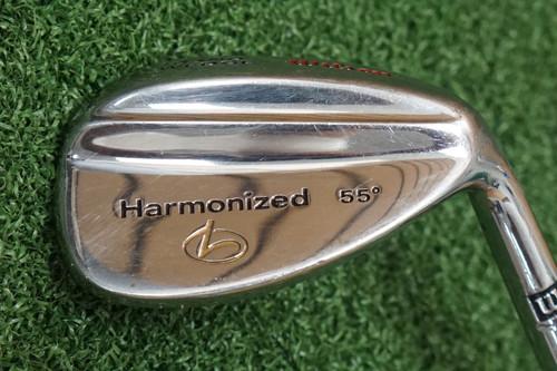 Wilson Harmonized 55 Degree Sand Swwedge Wedge Flex Steel 0652688 Right Handed