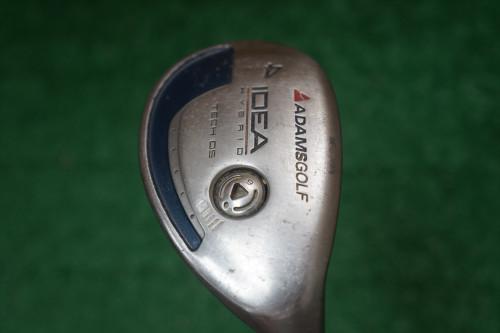 Adams Idea Tech Os Degree 4H Hybrid Regular Flex Graphite 0252843 Used Golf Club