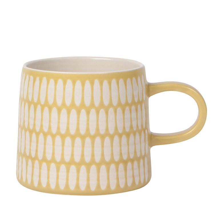 Goldenrod Imprint Mug