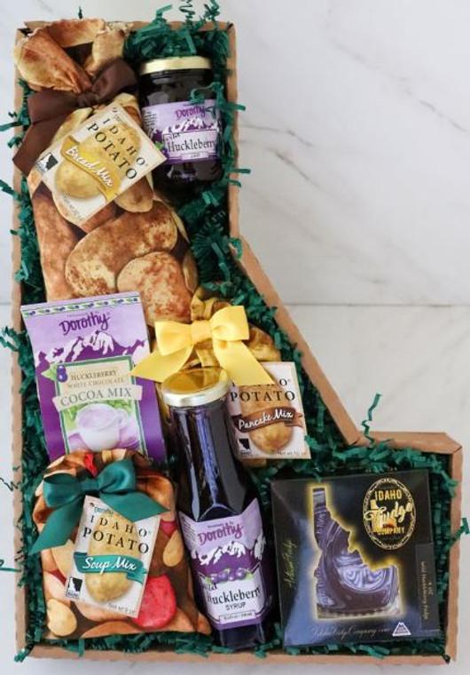 Idaho Potatoes & Huckleberries Gift