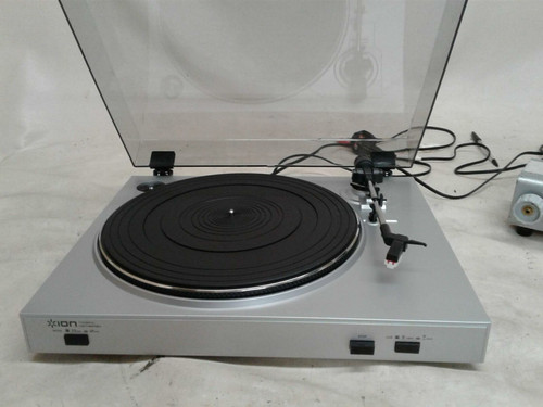 Ion USB Turntable Boxed