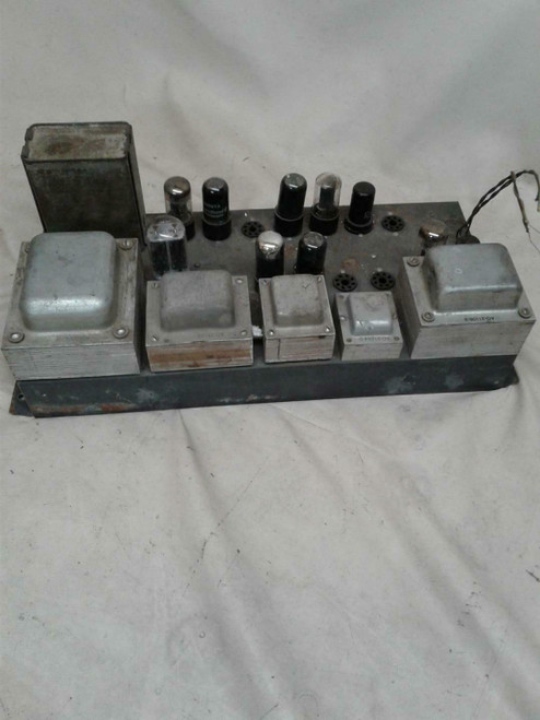 Webster/Hammond  PPP 6V6 115V Amp for Restoration