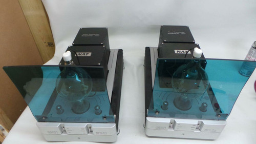 NAT Valve Amplifier Magma SE 160W Singled Ended Monoblocks