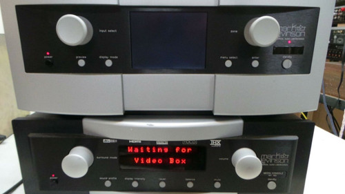 Mark Levinson 40 Media Console 40 Video and Audio Processor