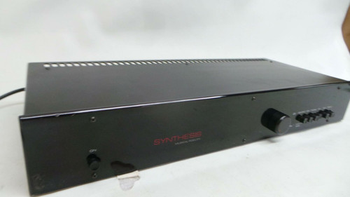Musical Fidelity Synthesis Amplifier with Built In Phonostage