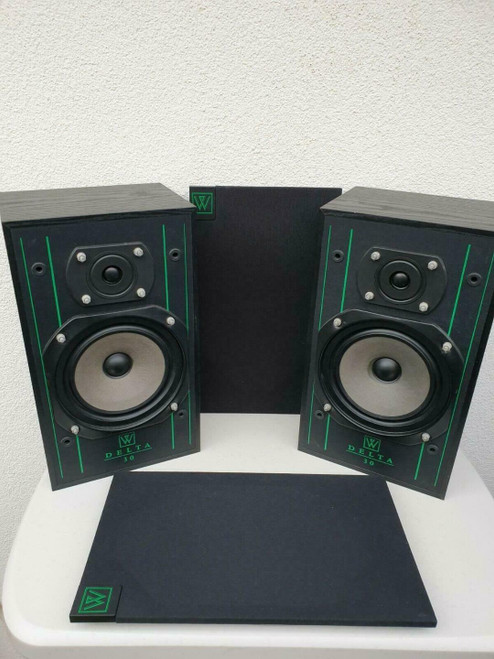 Wharfedale Delta 30 Speakers Superb & Boxed
