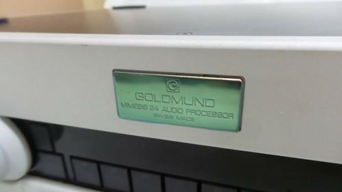 Goldmund Mimesis MM24 Preamp/Processor with Remote