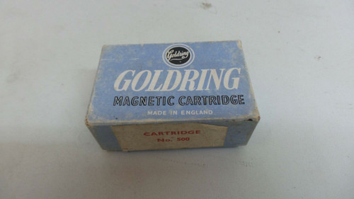Goldring 500 New Old Stock LP/78 RPM Cartridge