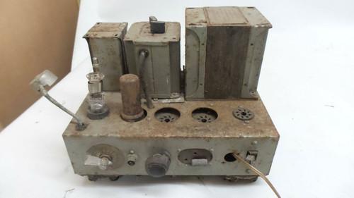 Parmeko 15 watt Valve Amplifier from 1945
