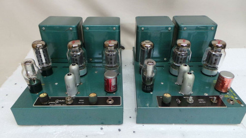 Altec Grayson Staedlter 350A variant 6550/KT88 Push Pull Amplifiers