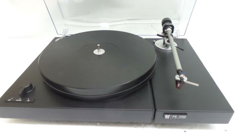 Perpetuum Ebner PE1000 Turntable with Ortofon 2M Red Cartridge New B STock