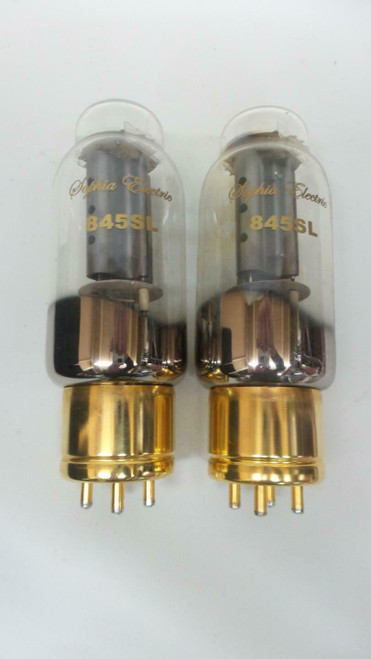Sophia Electric 845 Valves Tubes Pair