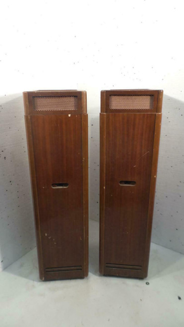 """Wharfedale W8 RS/DD 8"""" Full Range in Omnidirectional Column Cabinets"""