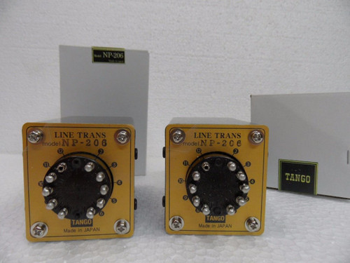 Tango NP206 Line Output Transformers - Pair, New