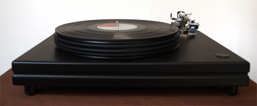 Nottingham Analogue Interspace Junior Turntable