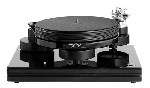 Nottingham Analogue Spacedeck Turntable