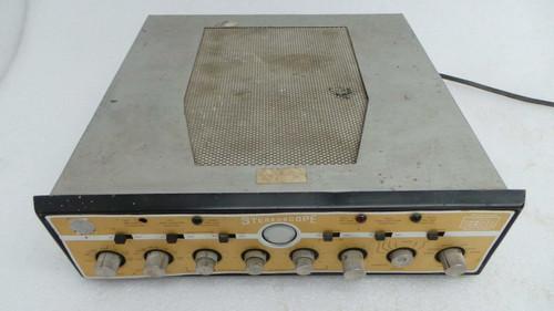 HMV Stereoscope Vintage EL84 Valve Amp