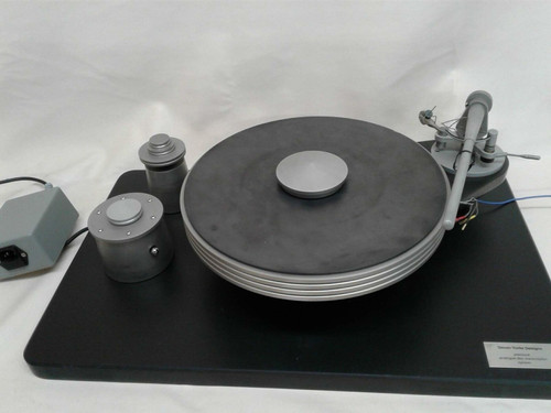 Simon Yorke S7 Turntable with Tonearm