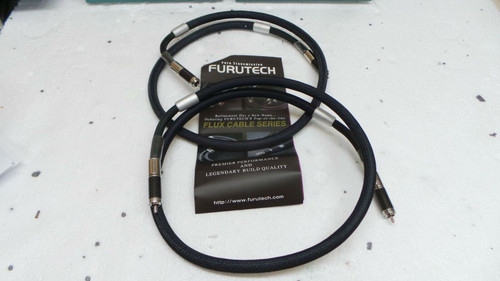 Furutech Line Flux RCA 1.2M Pair Interconnects