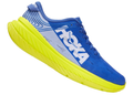 M Hoka Carbon X Blue/Yellow