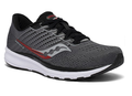 M Saucony Ride 13 Charcoal/Black