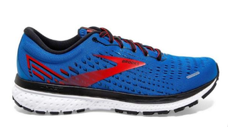 M Brooks Ghost 13 Blue/Red