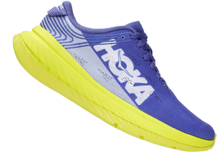 W Hoka Carbon X Blue