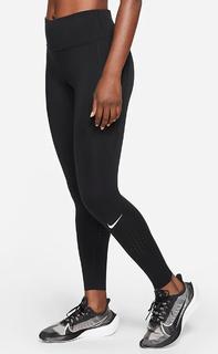 W Nike Epic Lux Tight Black/Reflective Silver
